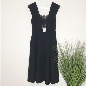 Parker Little Black Dress with Pockets